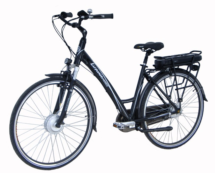 250W 36V Lithium Battery Pas City Electric Bike (PB106)