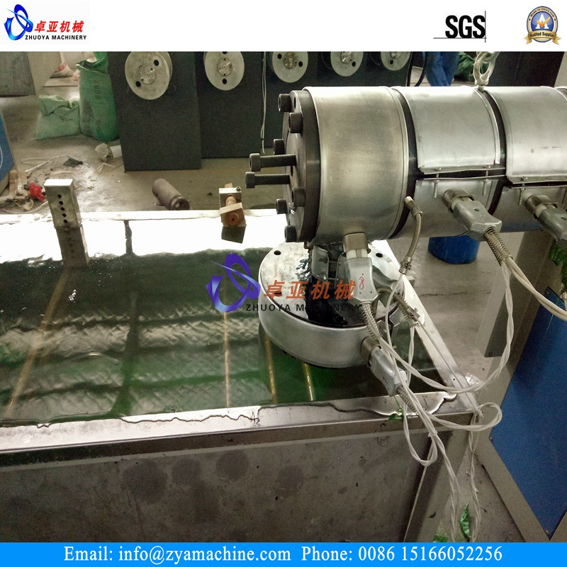 Plastic Rope Yarn/Fiber/Filament/Monofilament and Rope Twisting Machine Line