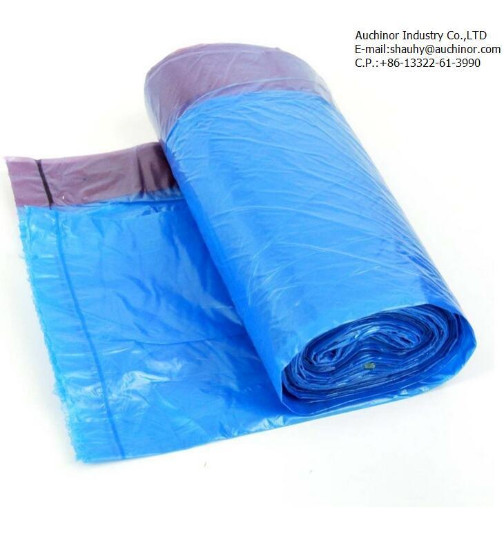 New Product, High Quality Plastic Color Printing Garbage Packing Bag