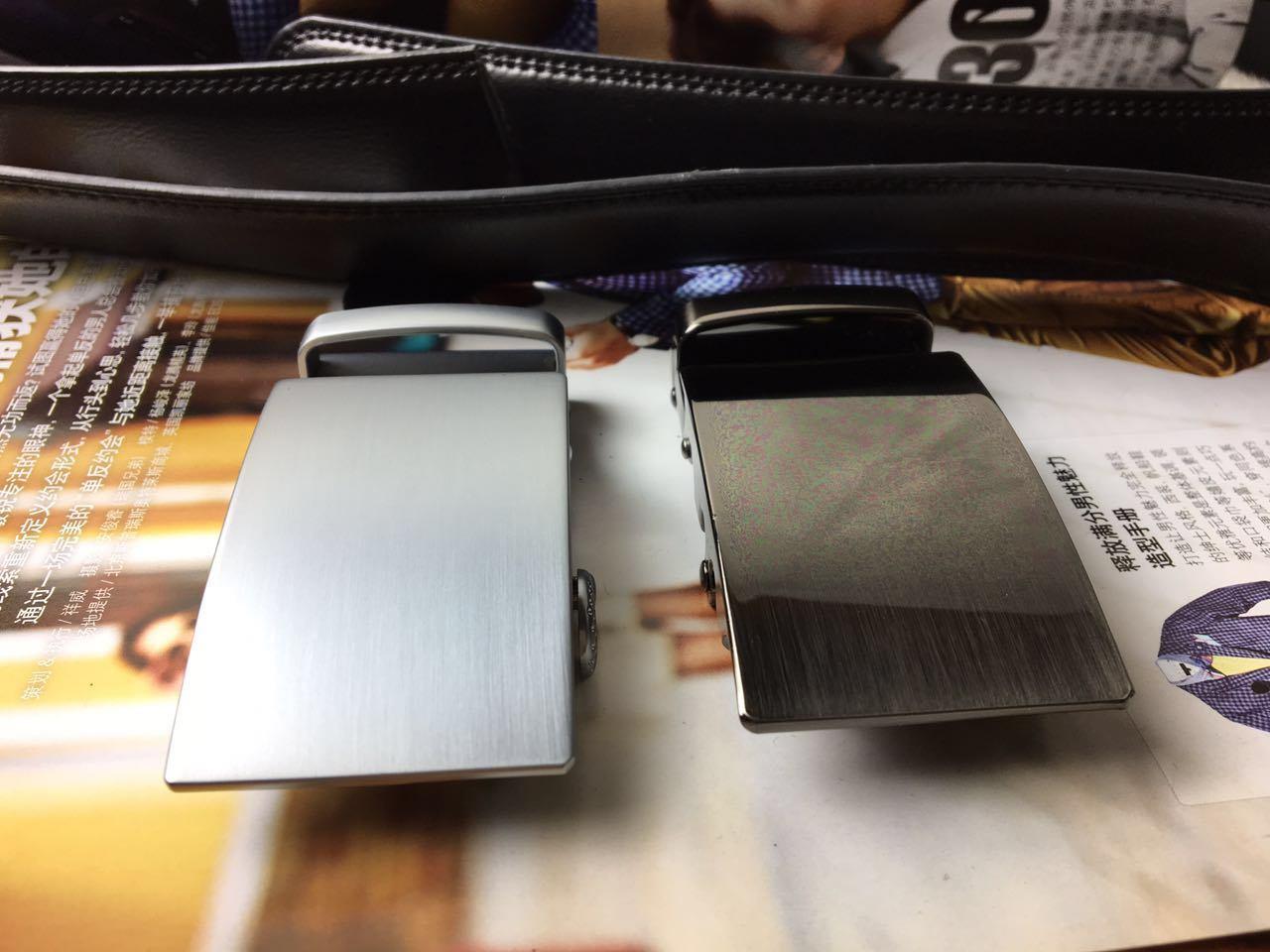 Ratchet Leather Belts for Men (RD-150514)