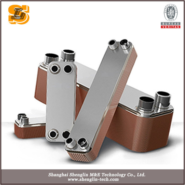 China Lengding Company Manufacturer Brazed Plate Heat Exchanger