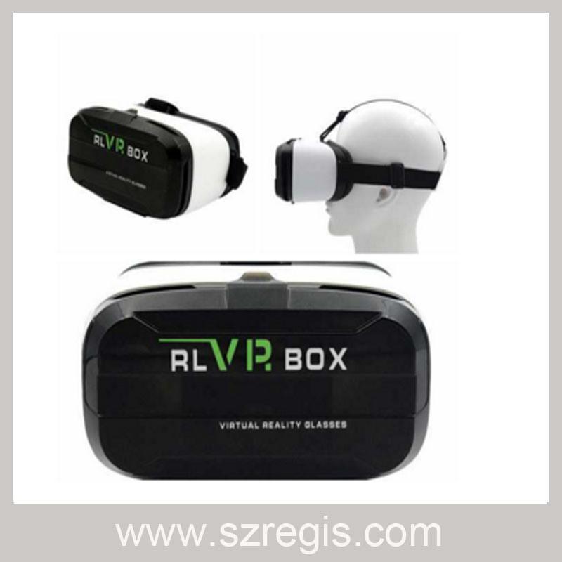 Smart Glasses Second Generation 3D Virtual Reality Glasses Vr Box