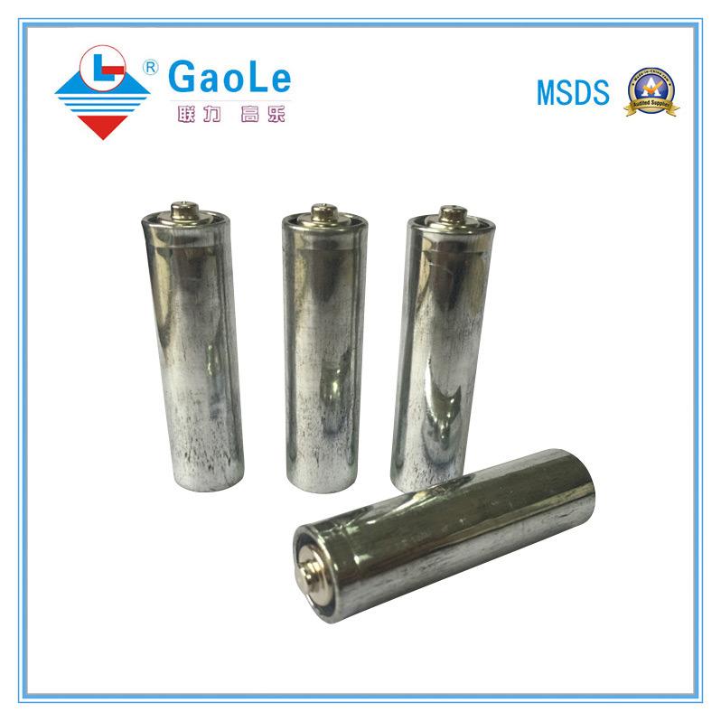 (OEM) Super Heavy Duty AA R6p Carbon Zinc Battery in Naked