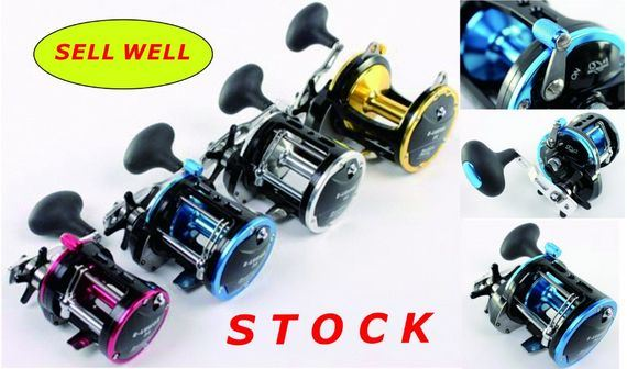 China Fishing Reel Factory Made in China Big Game Fishing Reels