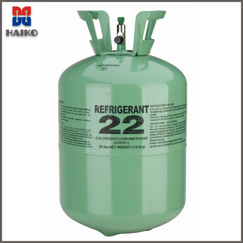 Refrigerated: R22 Refrigerant