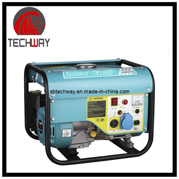 High Quality Aluminium/Copper Wire Gasoline Generator
