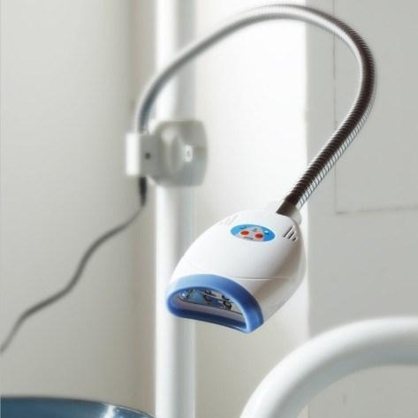Portable Dental LED Teeth Whitening Unit (411-A)