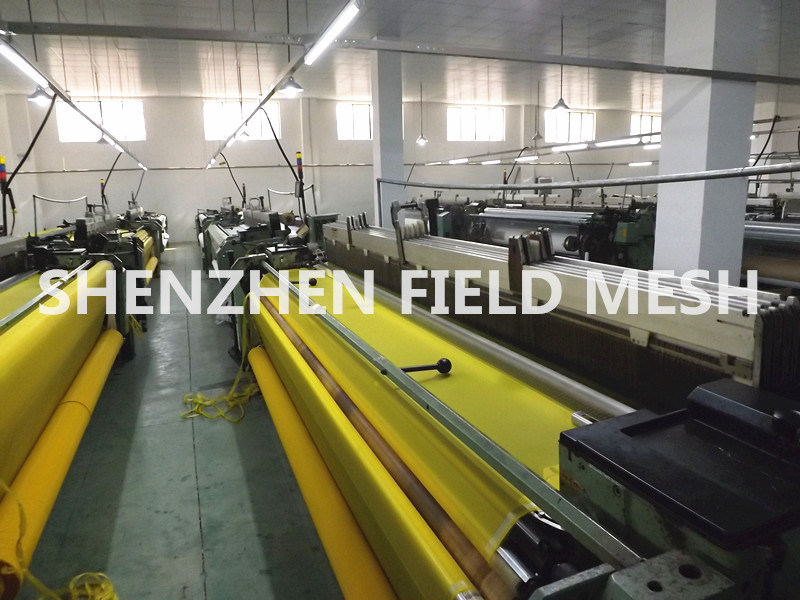 39t/100-55um-65inch/165cm Screen Printing Mesh with SGS Certification