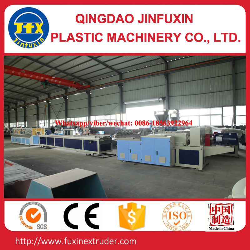 PVC WPC Profile Extrusion Machine