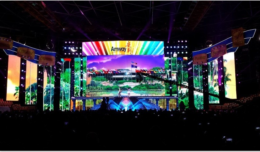 Outdoor/Indoor Rental Leddisplay Screen for Advertising (500*500mm/500*1000mm) Panel