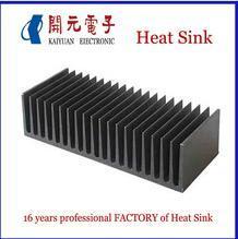 Aluminum Extruded Heat Sink Profiles