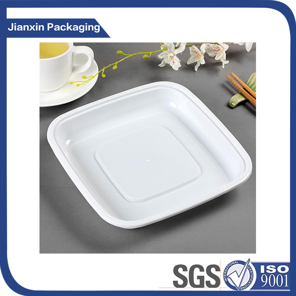 Disposable Plastic Fruit or Vegetable Tray