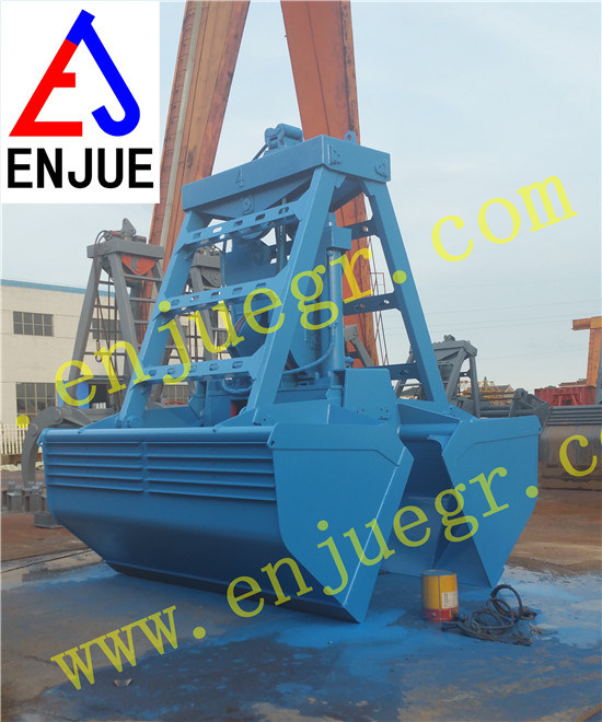 Radio Remote Control Grab Ship Crane Grab Buckets