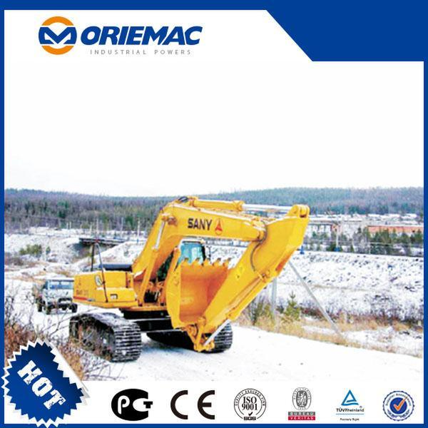 Sany Sy215c Construction Machinery Excavator Drilling Rig