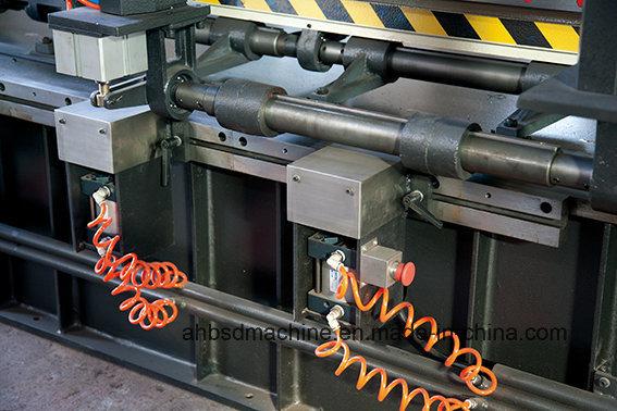 Hydraulic Sheet Metal Groove V Cut Machine