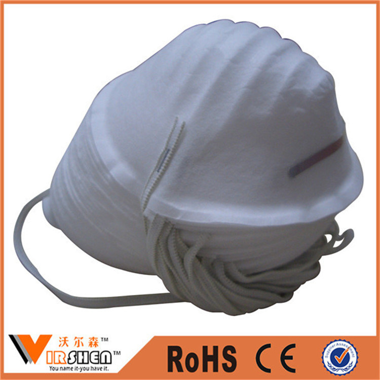 Cheap Disposable Single Layer Nose Dust Mask Medical Use