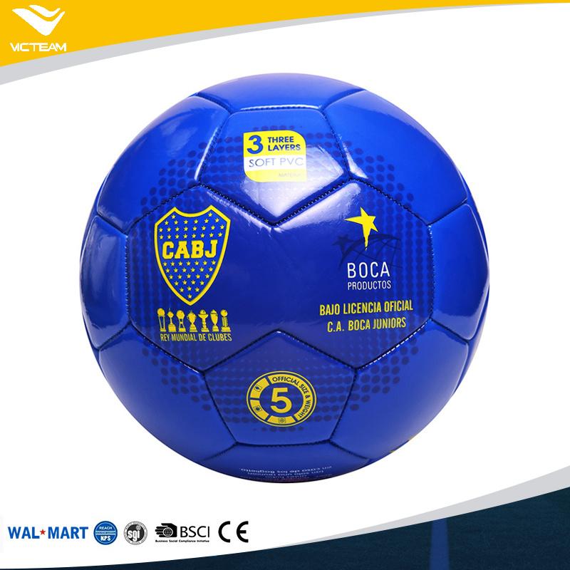 Unrivaled Machine Sewing Club Training Soccer Ball