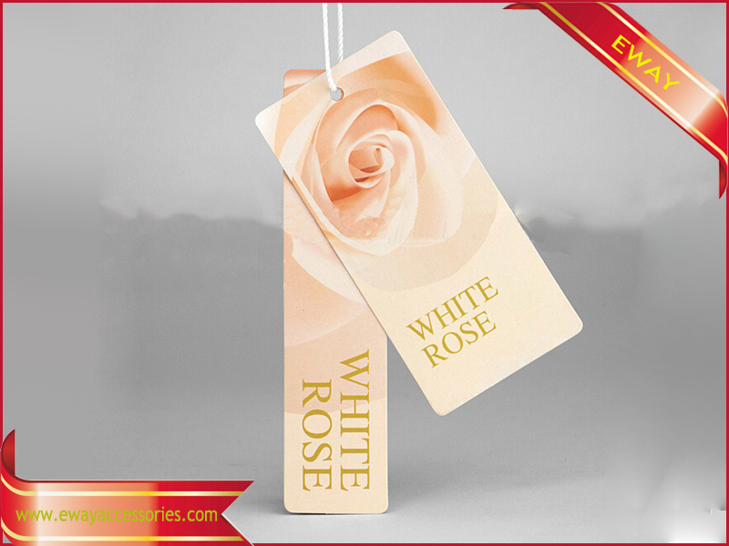 Garment Hang Tag Paper Tag Price Tag for Garment
