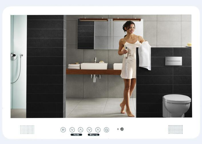 Bathroom TV with Touch Button T19k2w