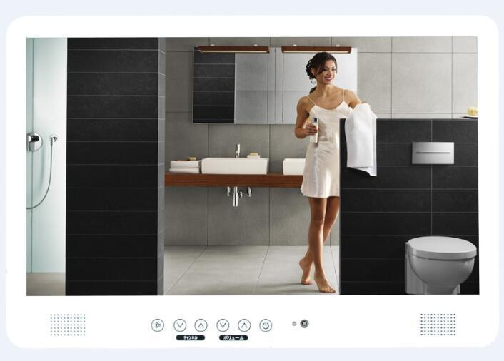 Triple Wave Waterproof Bathroom TV