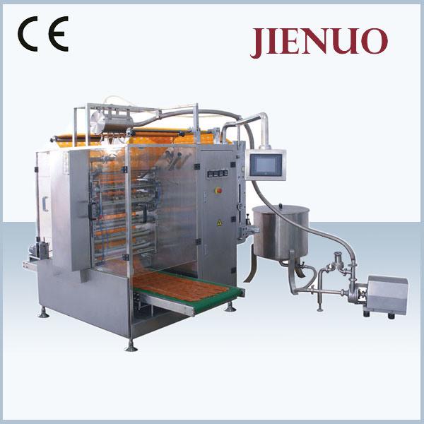 Jienuo Vertical Sachet Food Pouch Packing Machine (JNVL-900Y)