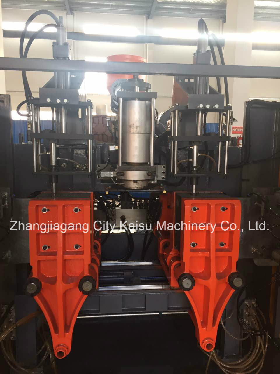 Ce for 5L Automatic Plastic Blow Moulding Machine