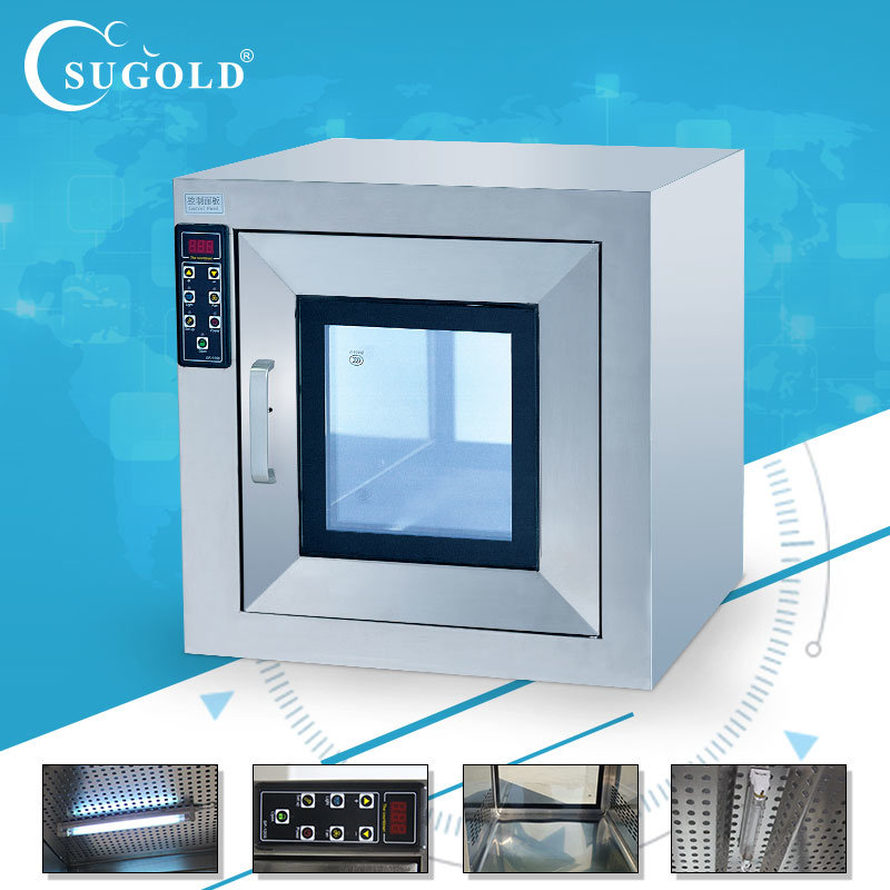 Factory Direct Sales Clean Transfer Window/Apb-557type Clean Transfer Window