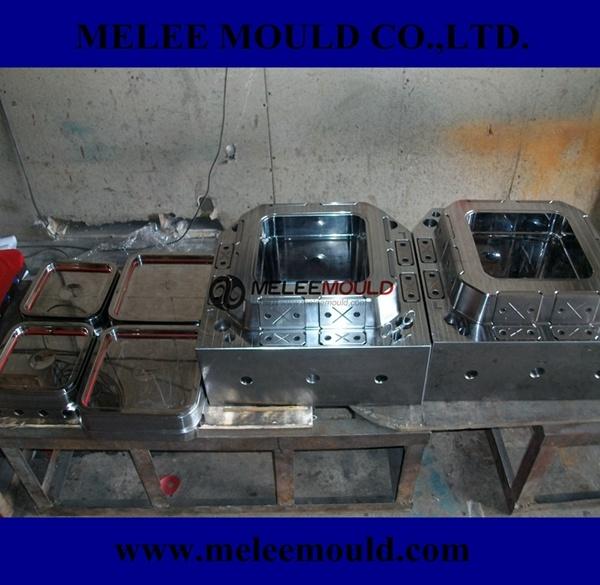 Melee Plastic Bucket Manufacturer Mould Tooling
