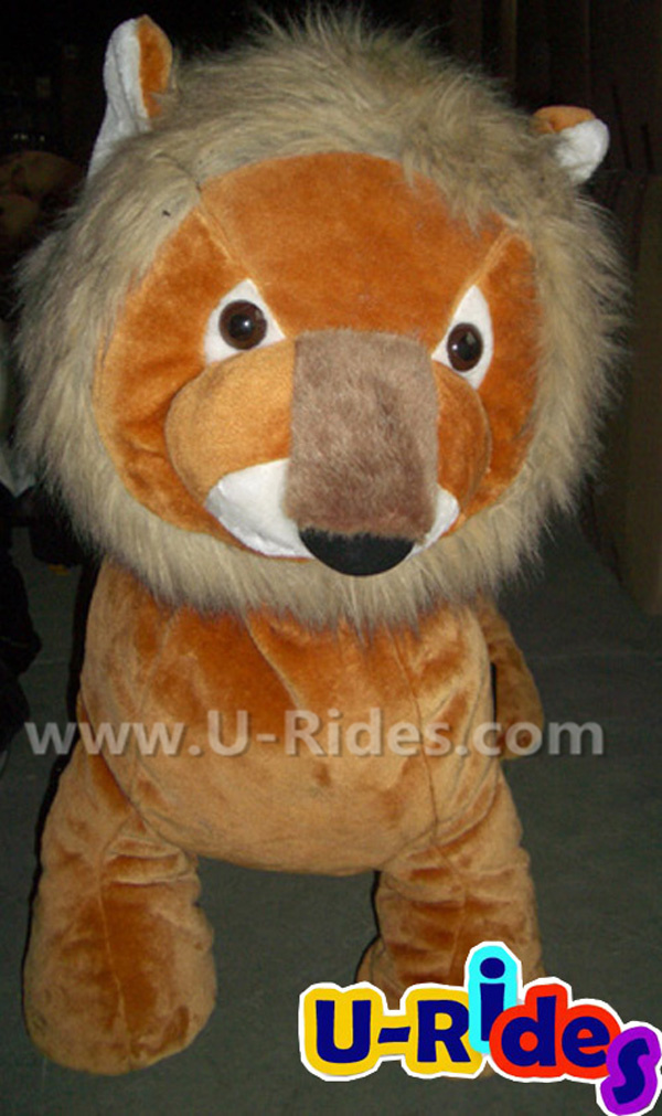 lion electric walking animal