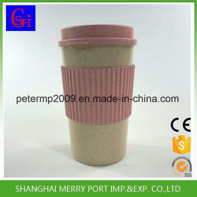 Custom Avaliable Wheat Fiber Coffee Cups (SG-WF1100-A)