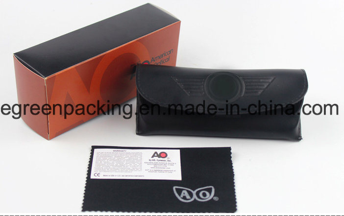 PU Soft Leather Sunglasses Case (SS11)