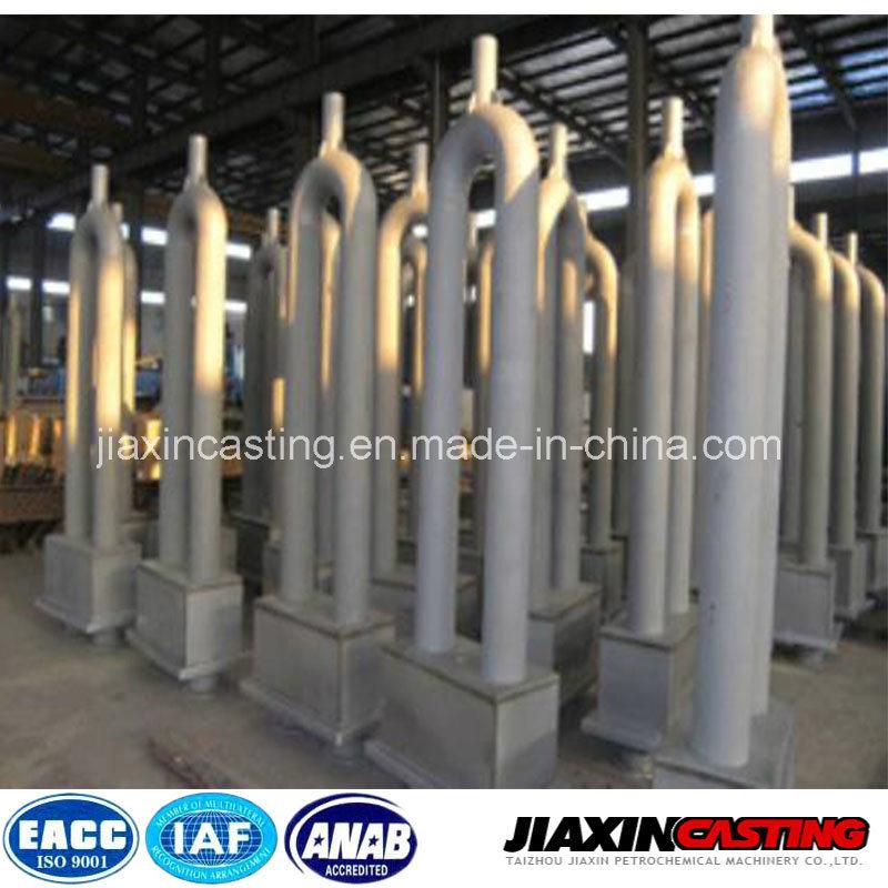 Centrifugal Casting Heat Treatment Radiant Tube