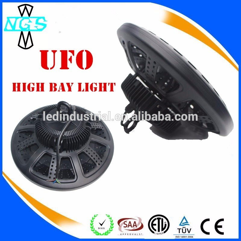 Industrial Lighting 200W/150W/100W LED High Bay Lights Philips Chip