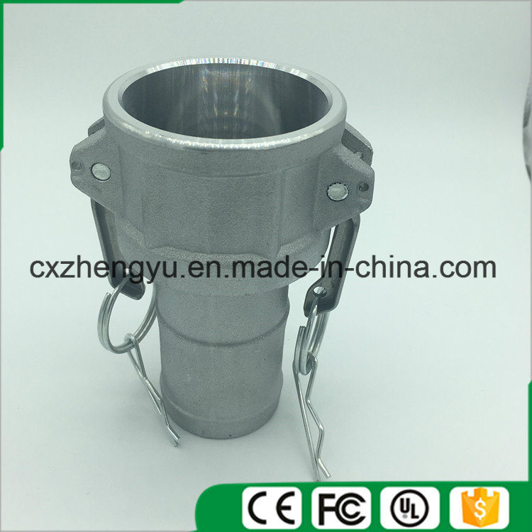 Aluminum Camlock Couplings/Quick Couplings (Type-C)