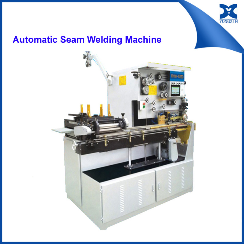 Automatic Food Tomato Paste Tin Can Welding Machine