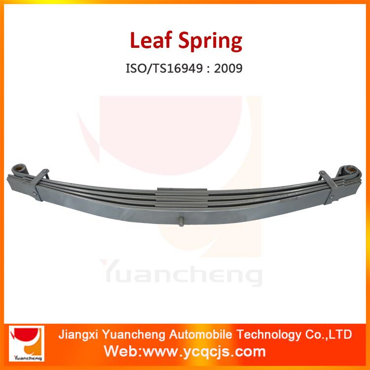 Car Spare Part Automobile Leaf Spring