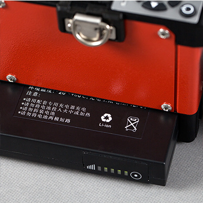 Shinho X-97 High Quality Handheld Multifunction FTTH/FTTX Fiber Fusion Splicer Similar to Inno