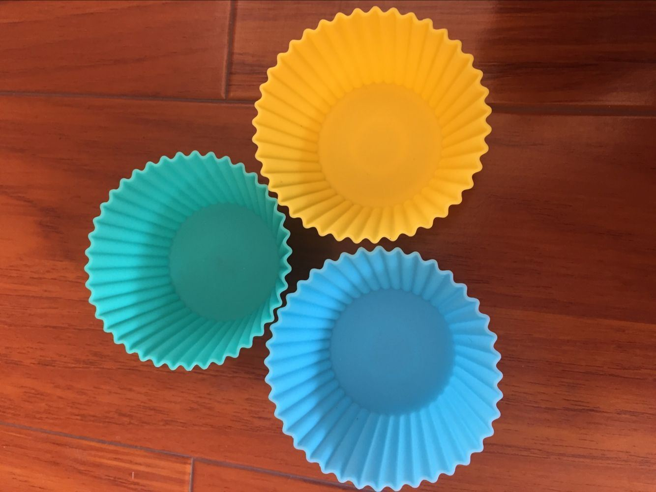 Silicone Round Cake Cup & Cake Mould &Bakeware FDA/LFGB (SY6602)