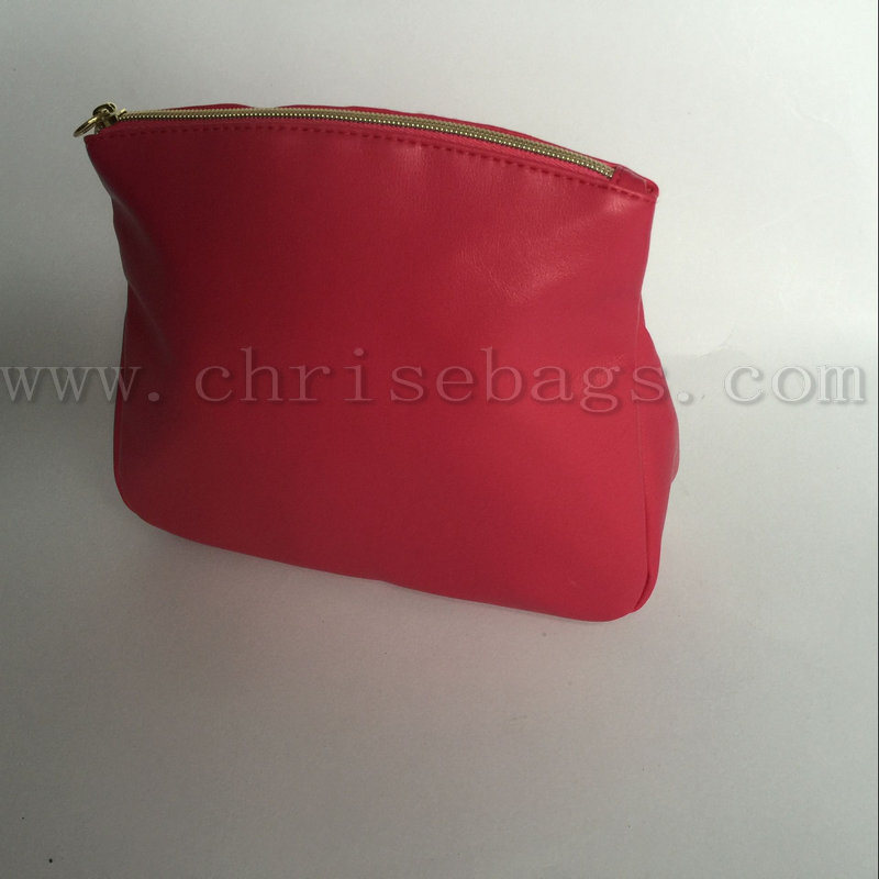 PU Beautiful Gift Cosmetic Bag for Women