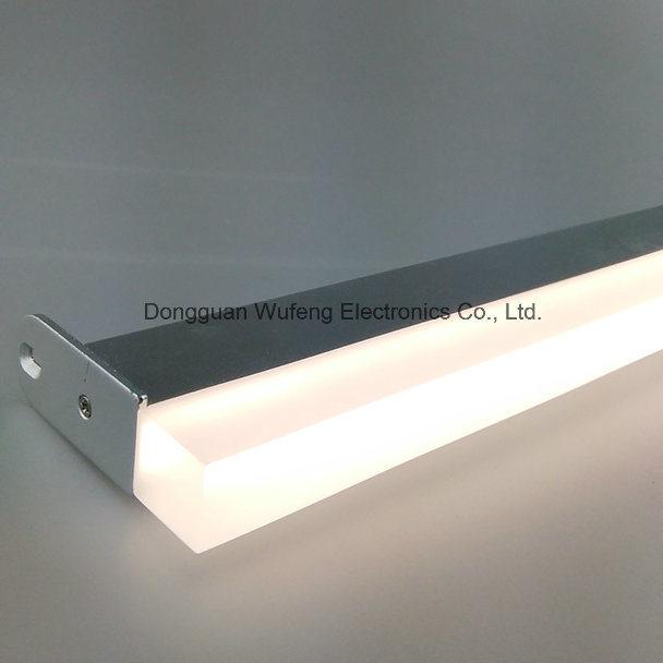 DC12V, Even Source Light Acrylic Aluminum LED Mirror Light