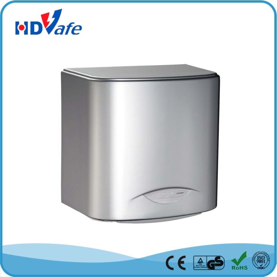 Home&Commercial High Speed Motor Automatic Sensor Portable Hand Dryer