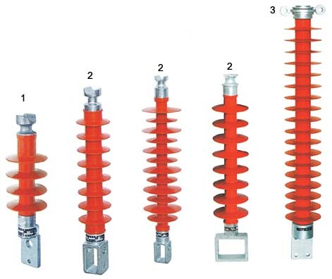 High Voltage Silicone Insulator for Distribution