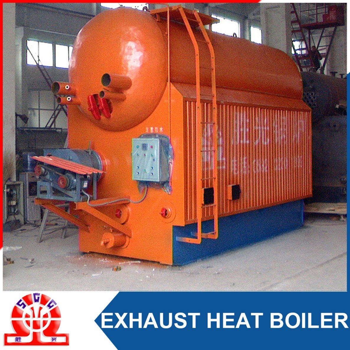Oil Field Equipment Exhaust Gas Boiler