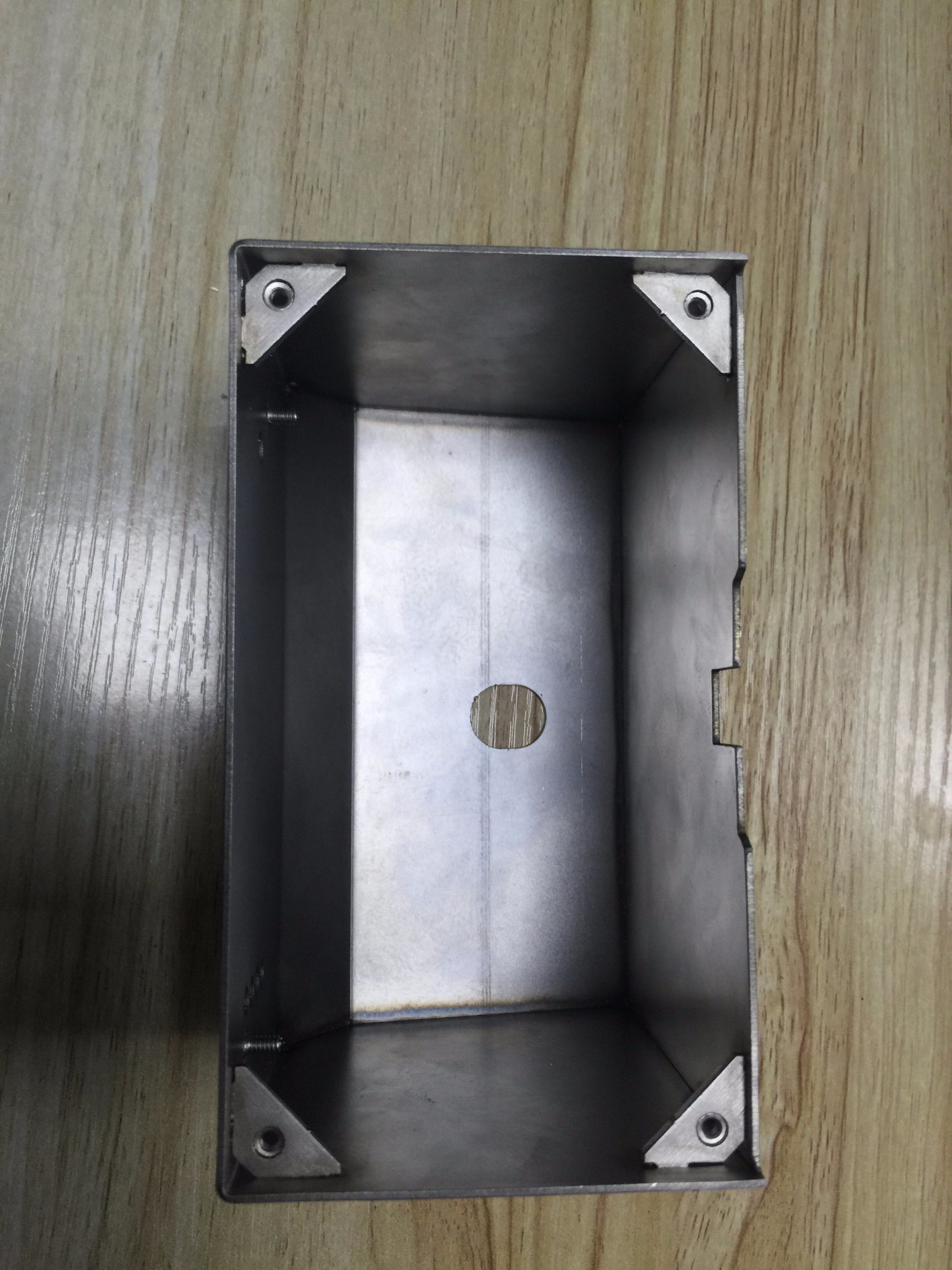 Custom Competitive Price Sheet Metal Fabrication Metal Stamping Parts