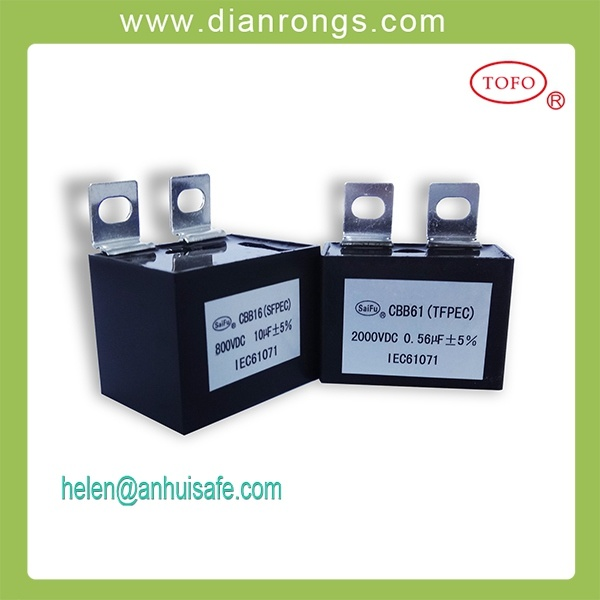 Best Price Welding Inverter Capacitor Cbb15 Cbb16