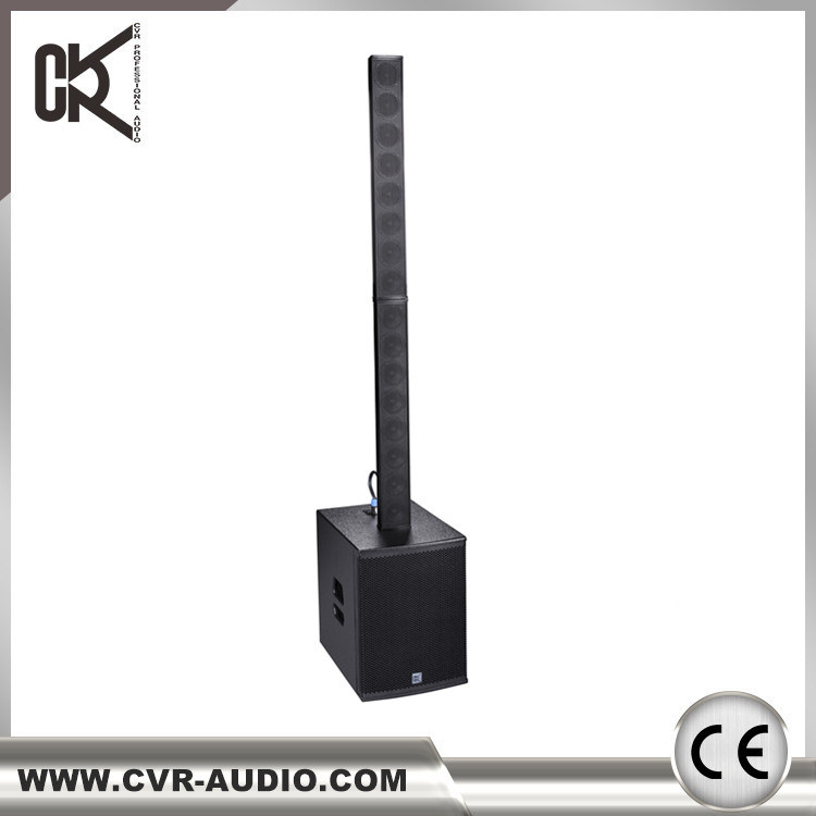 Live Sound Speaker Portable Sound Box Line Array Column Speaker System