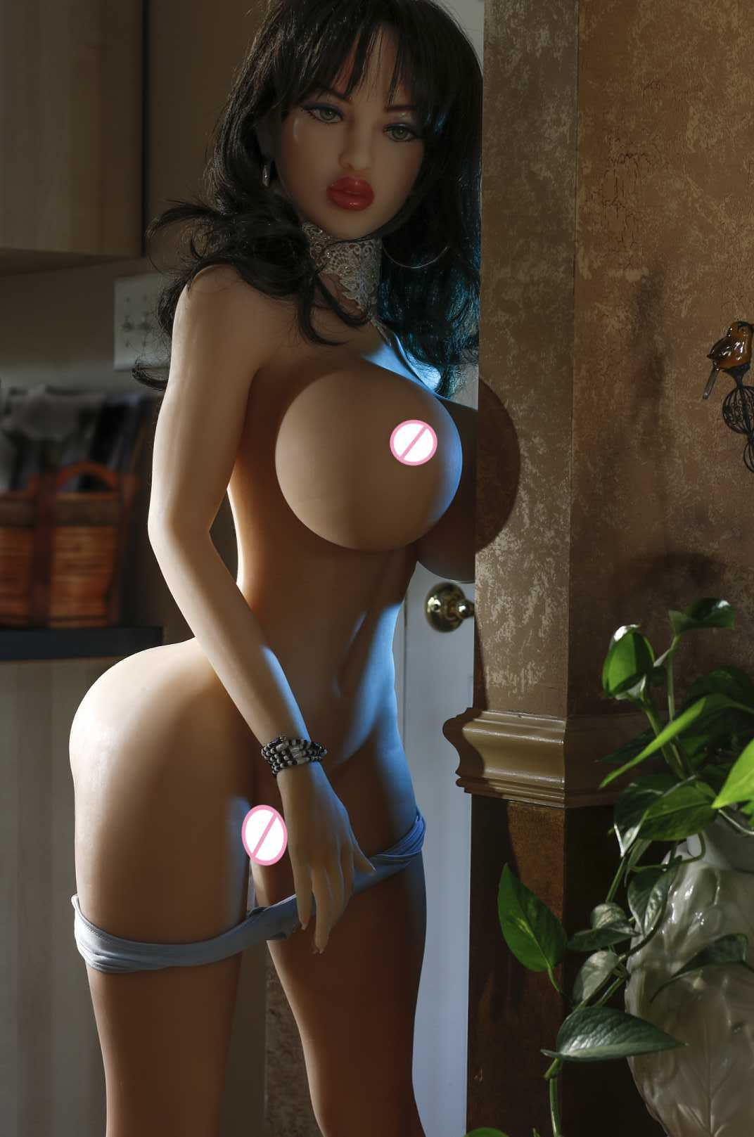Sex Doll Wholesale Big Chest and Big Ass Love Doll
