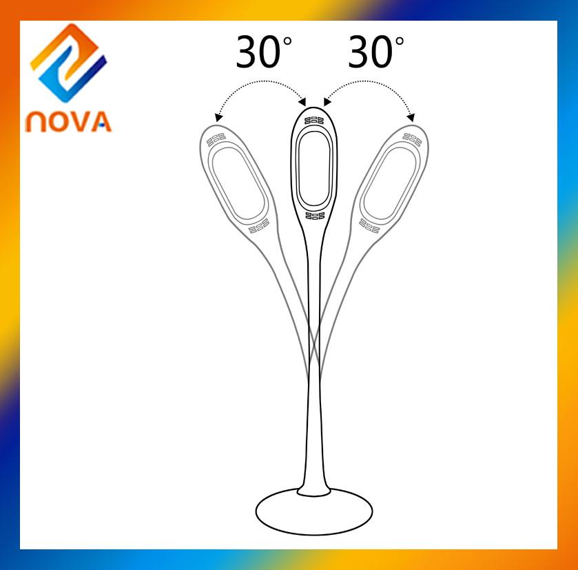 5V 1A LED Table Lamp Desk Lamp for Night