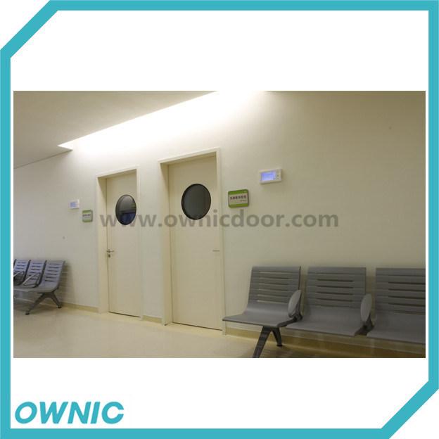 Manual Swing Door Double Open for Hospital Application