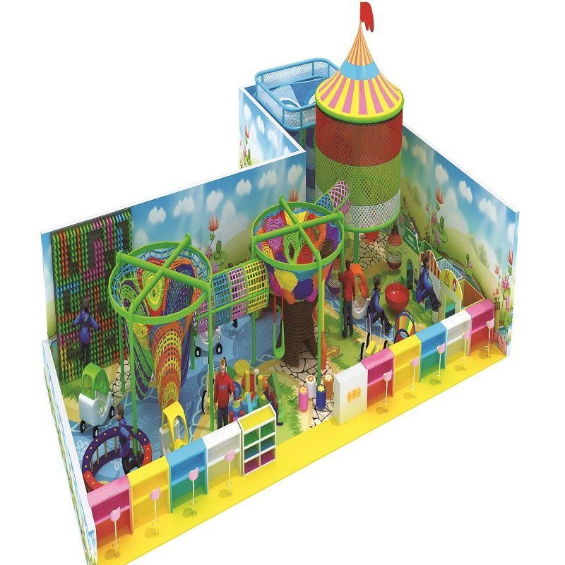 Comfortable Design Children Indoor Playground